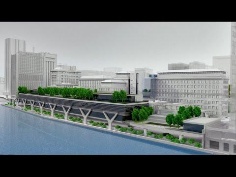 Rockefeller University Plans For River Campus