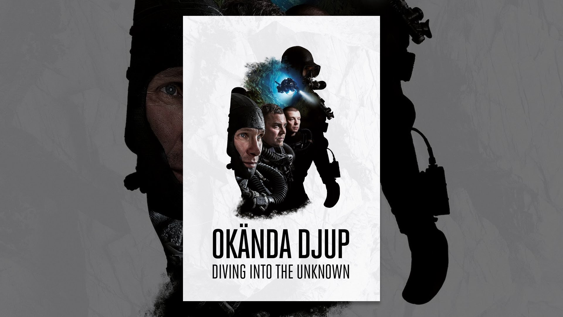 Okända Djup Diving Into The Unknown Youtube