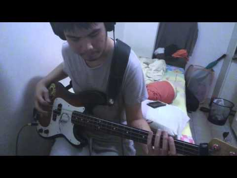 failure heliotropic bass cover w/fuzzrocious pedal