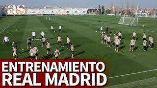 Levante Real Madrid | Entrenamiento del REAL MADRID | Diario AS