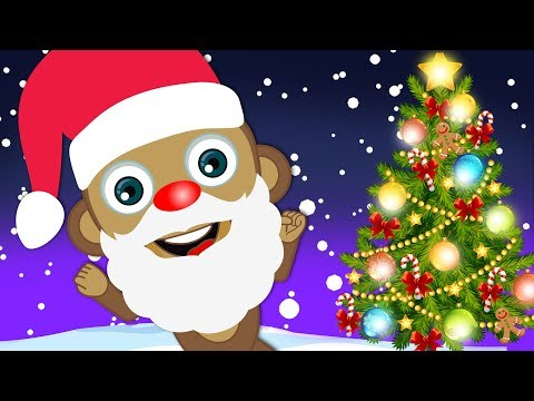 Santa Claus is Coming to Town ! Merry Christmas Everyone Christmas Songs For Kids Children Babies