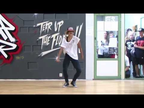 "Sofie Løken ""Grind Real Slow"" by Busta Rhymes (Choreography) 