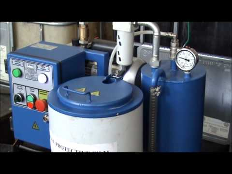 Осветление судового маловязкого топлива СМТ / Marine low-viscous fuel bleaching