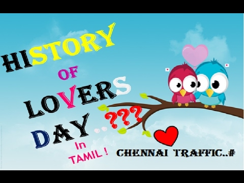 History Of Valentines Day In Tamil Youtube