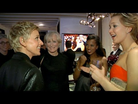 Thumbnail: Behind the Scenes at the Oscars