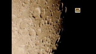 Lunar Anomalies - Coolpix P1000 Nikon Super Zoom King, Moon Anomaly & Jupiter - 4K UHD