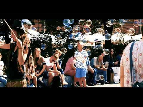 Freitag in Berlin cinematic /film look