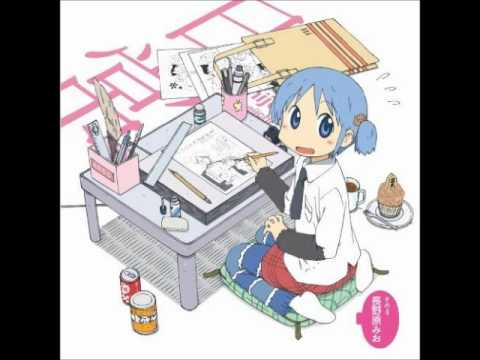 Nichijou Character Song Single - Mio no Kaputte Kaputte Moe Chigire
