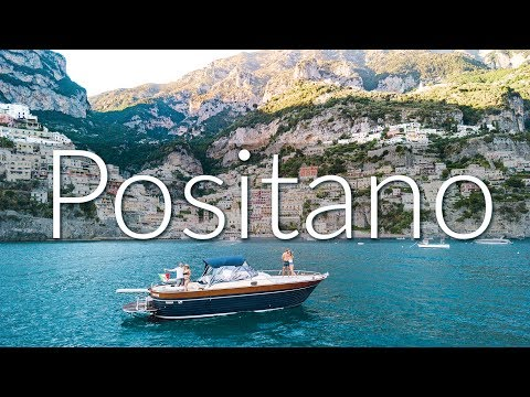 Positano Italy - A guide to The Amalfi Coast and Capri