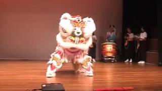 2001-02年度 7月18日 粉嶺官立小學 頒獎禮(醒獅表