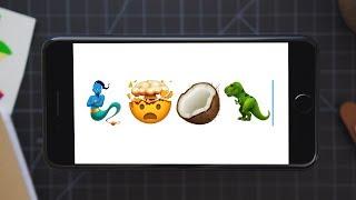 New Emoji Coming in iOS 11!