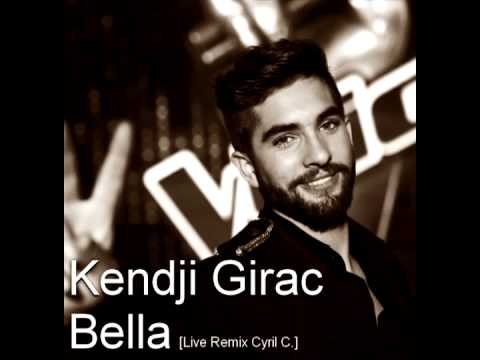 Kendji Girac Bella Radioremix