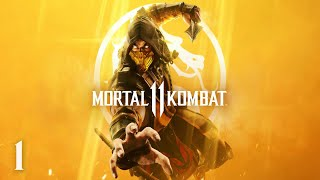 STORY MODE - NOOB VS HARD | Mortal Kombat 11 #1 (XBOXONEX,HARD,HUN) - 04.23.