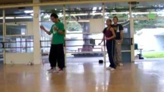 "the song's ""kirakuni"" by Crystal Kay choreography by emerson aquino..."