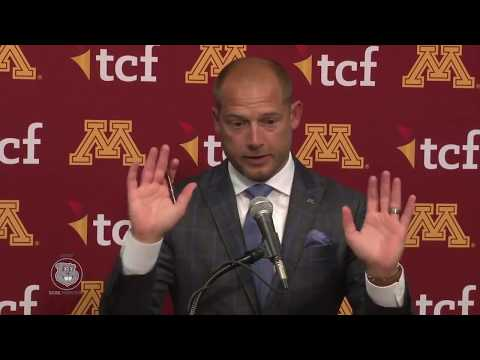 Press Conference: P.J. Fleck Previews Maryland