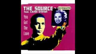 THE SOURCE (FEATURING CANDI STATON) - YOU GOT THE LOVE (EBM) - YOU GOT THE LOVE (C86M)