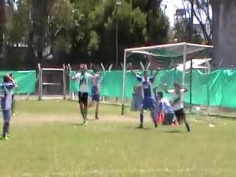 Gol de Vignales. Crisfa 1 - 1 Criba   Clausura - Fecha 10