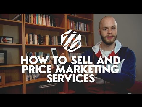Marketing Service Business — How To Sell Marketing Services And Price Them | #263