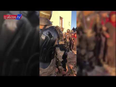 Düzköy Haçka Yaylası'nda Yıkım Gerginliği