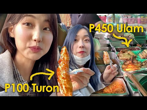 Authentic but Expensive FILIPINO Market in Korea! 🇵🇭🇰🇷