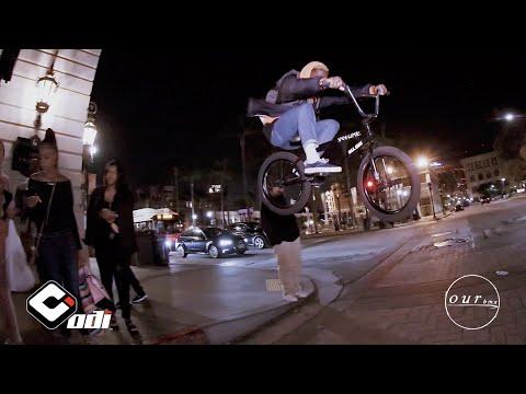 THE KEY TO BUNNYHOPS - BMX BASICS - DEMARCUS PAUL