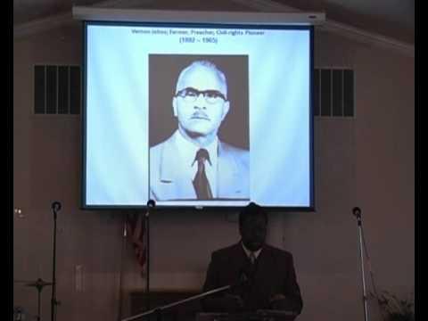 Black History Vernon Johns
