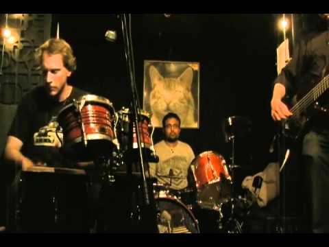 Luke Vajsar's HYPNOTIC SMASH - Pamir Knot - Live
