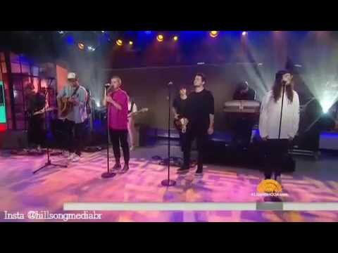 Hillsong UNITED - Wonder - Today Show