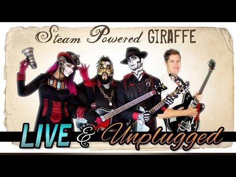 Steam Powered Giraffe - Live & Unplugged Concert - November 10th 2018