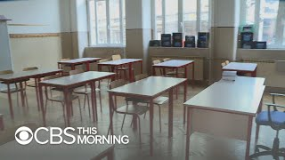 Coronavirus forces nationwide school shutdown in Italy
