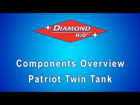 Patriot Water Softener Components Overview