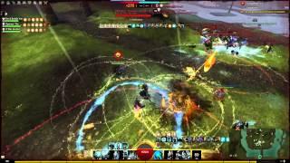 Gw2 WvW GvG [BurN] vs [Pony] PoV guardian - Cerde