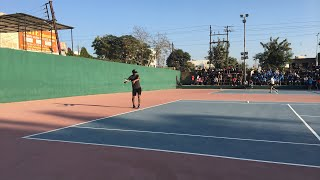 Final: 64th National Inter School Soft Tennis 2018 - MP vs Gujarat