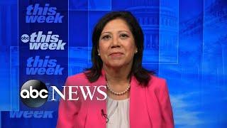 LA County's new mask mandate is 'not punishment, it's prevention': Hilda Solis