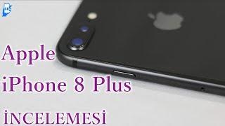 Apple iPhone 8 Plus incelemesi (4K)