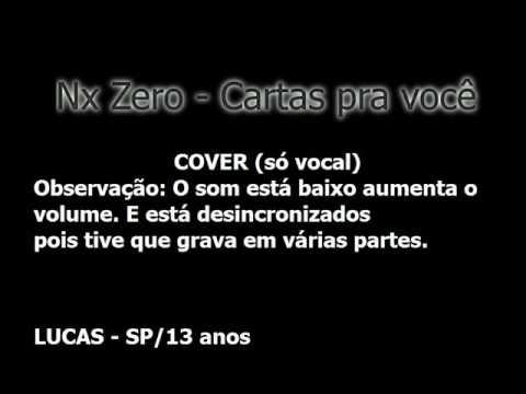 musica do nx zero cartas pra voce