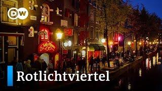 Niederlande: Streit um Amsterdamer Rotlichtviertel | Fokus Europa