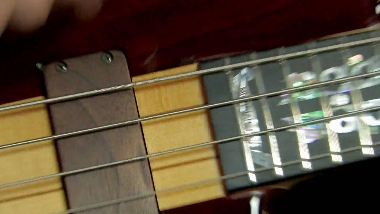 ibanez 30th anniversary musician bass youtube