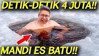 MANDI ES BATU!! DETIK-DETIK 4 JUTA SUBSCRIBERS!!