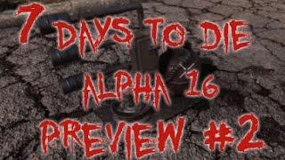 7 Days to Die Альфа 16 ► Видео 2 ► Новые ловушки, огнемёт, солнечная панель и другое...