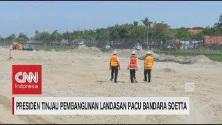 Video Di Hari Ulang Tahunnya, Presiden  Jokowi Tinjau Pembangunan Landasan Pacu Bandara Soetta download MP3, 3GP, MP4, WEBM, AVI, FLV Juni 2018