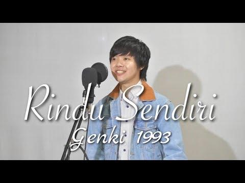Rindu Sendiri (OST Dilan 1990) - Cover By Genki 1993 |Iqbaal Ramadhan