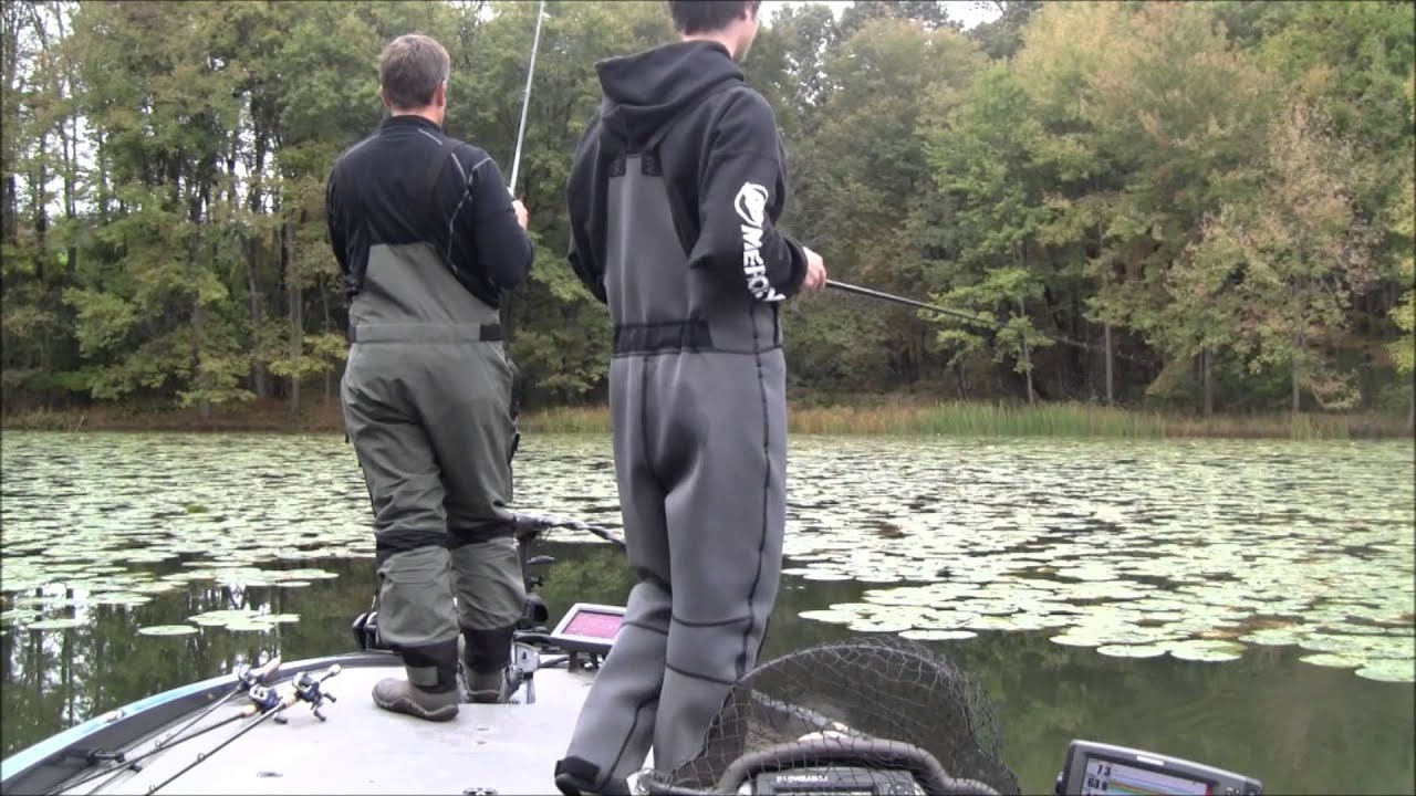 Fall Bass Fishing Patterns