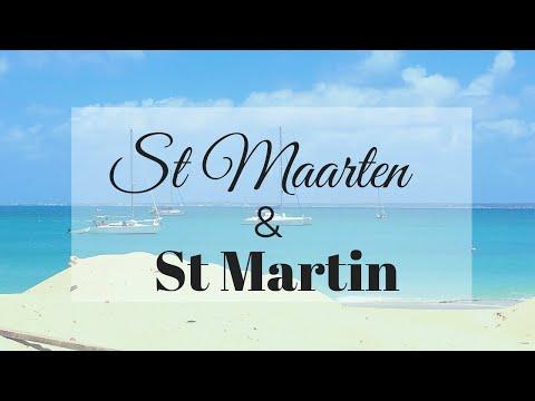 TOURING THE CARIBBEAN ISLAND OF ST MAARTEN & ST MARTIN