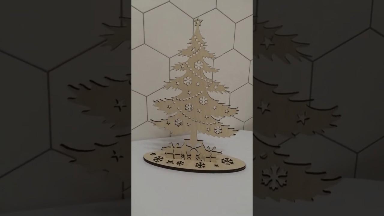 Елочка с подарками - YouTube
