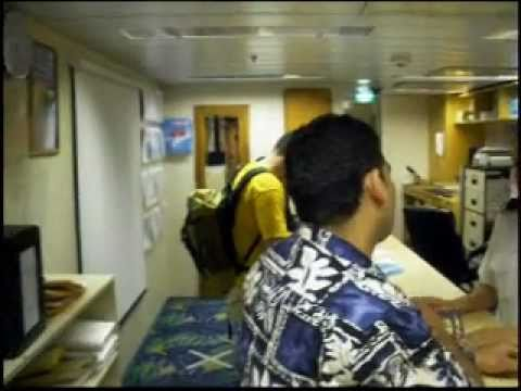 Crew Areas On Board Voyager Of The Seas YouTube