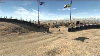 Men of War Red Rising Mod: U.N. Outpost Siege
