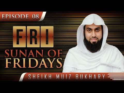 Sunan Of Fridays ᴴᴰ ┇ #SunnahRevival ┇ by Sheikh Muiz Bukhary ┇ TDR Production ┇
