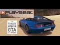 Forza Horizon 3 Alpine Renault GTA Le Mans Playseat Car Pack