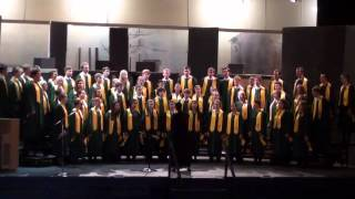 CHS A Choir: Lamentations of Jeramiah